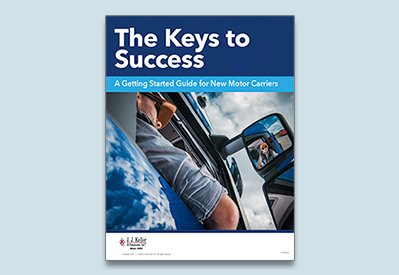 Free Keys to Success ebook for new fleets